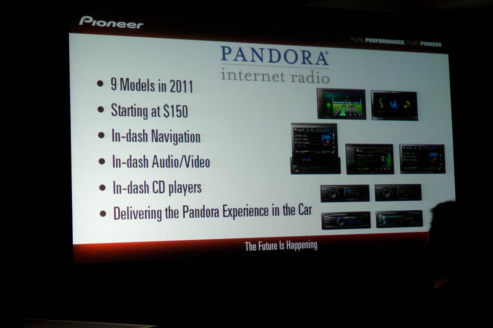Pandora Expansion