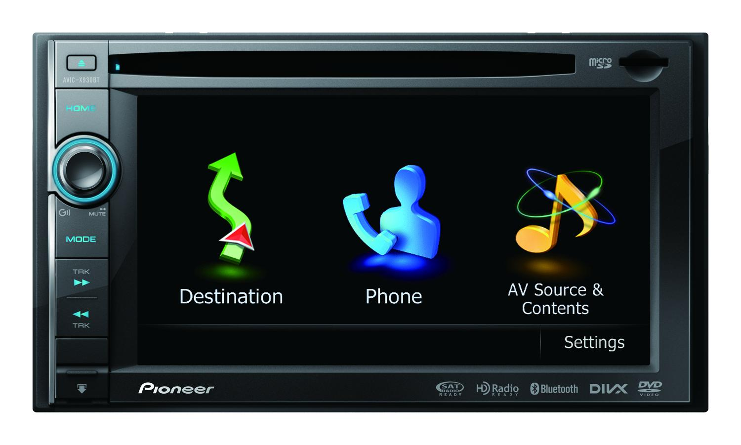 Pioneer AVIC-X930BT_home screen 5in.jpg