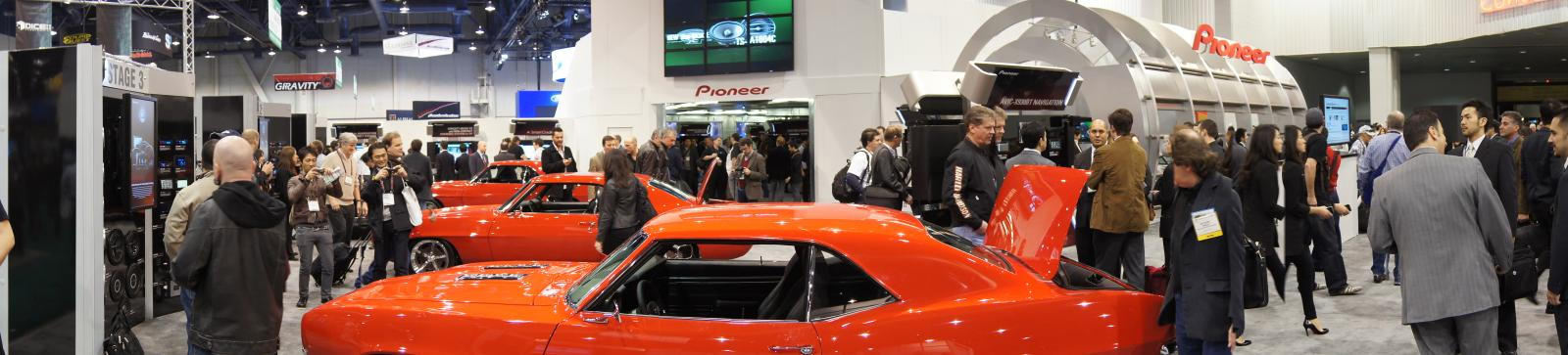 Pioneer's Booth