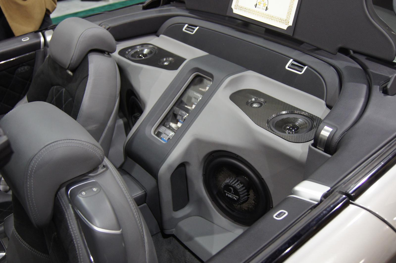 Custom Mercedes