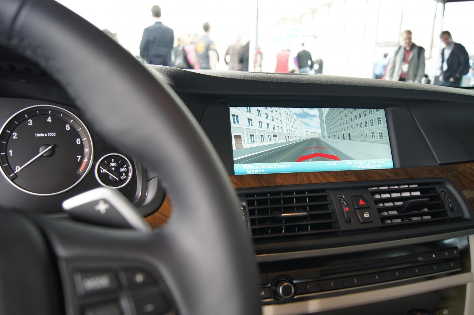 Nvidia/BMW Navi Concept