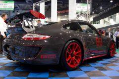 GT3RS Porsche