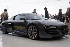 Audi's R8