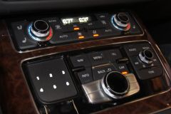 Audi Navi Controls