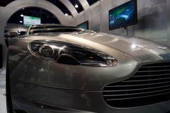 Pioneer's Aston Martin Demo Car