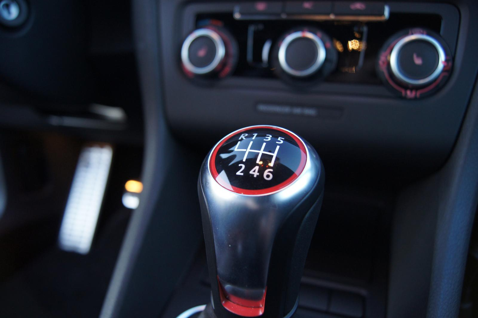 6 Speed Manual