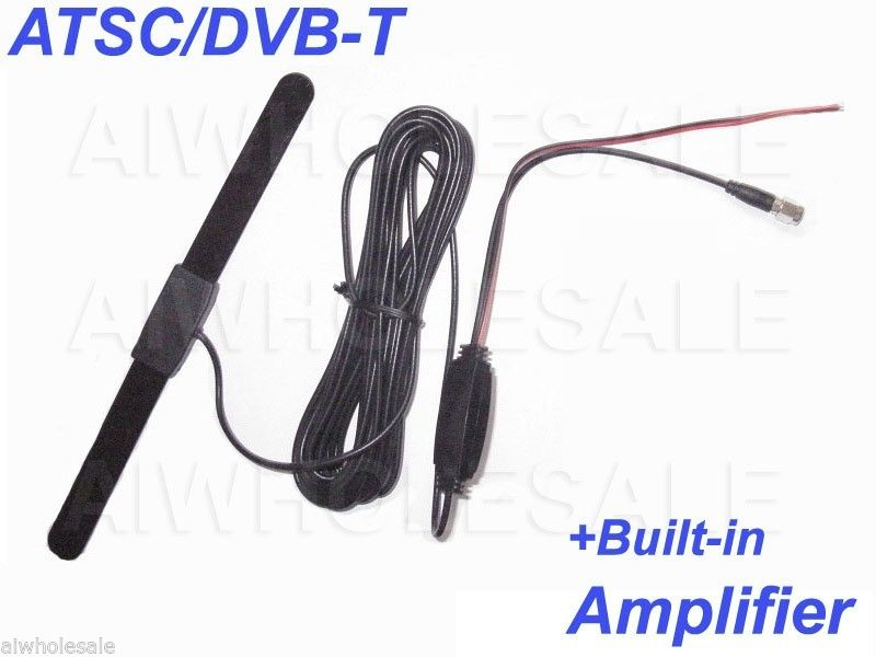 Digital TV Antenna with amplifier