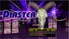 DIASTER RAM SPLASH SCREEN